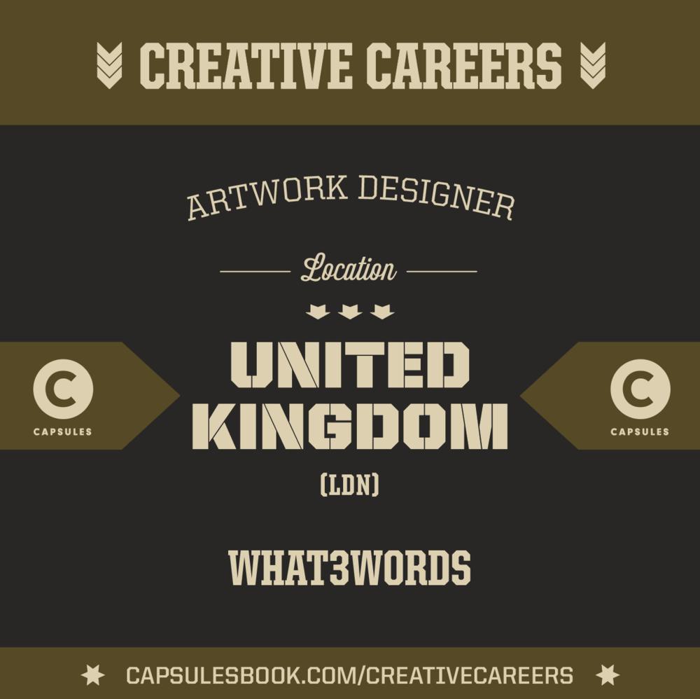 Capsules Book - Creative Careers