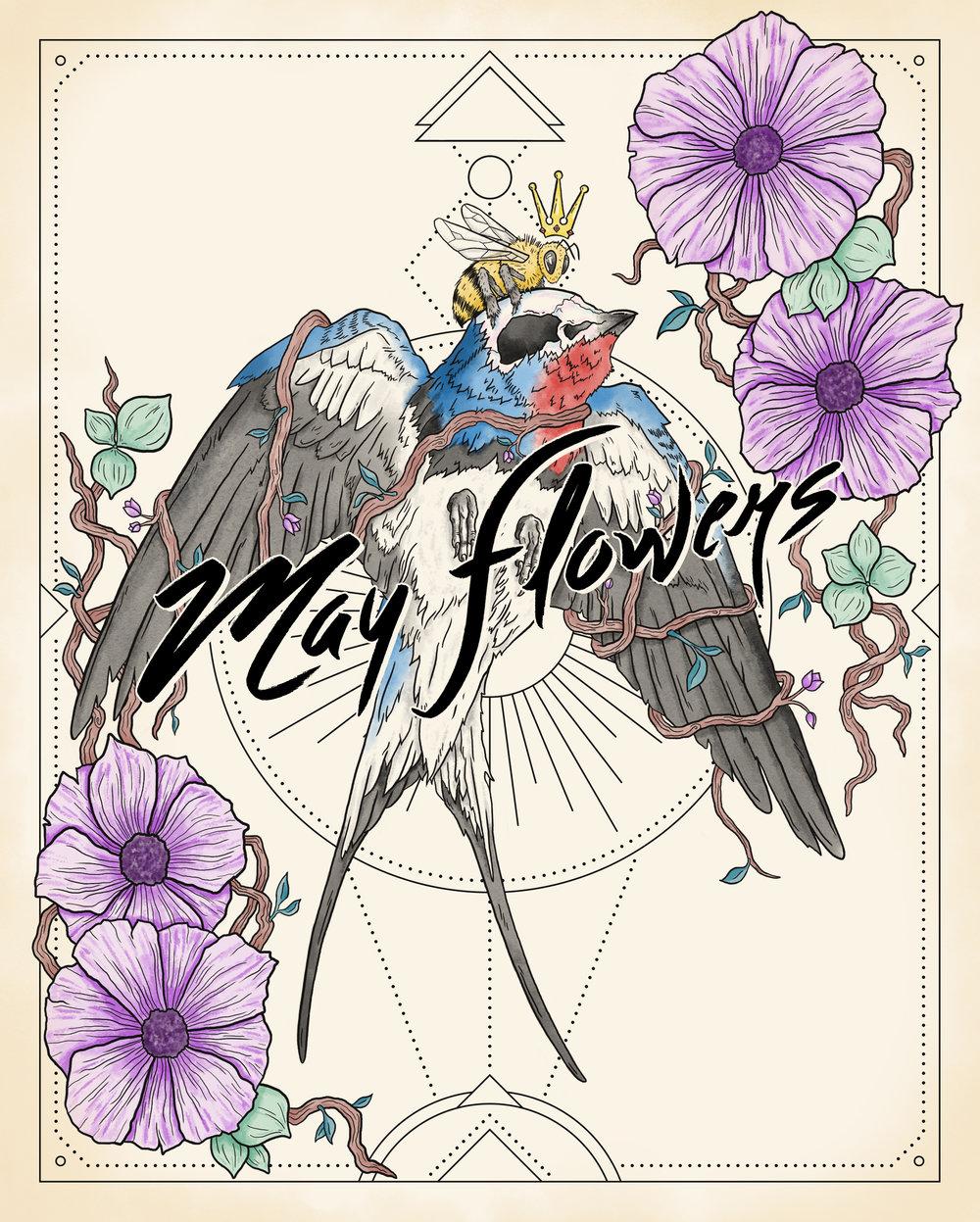 © Sara Jabbari - May Flowers