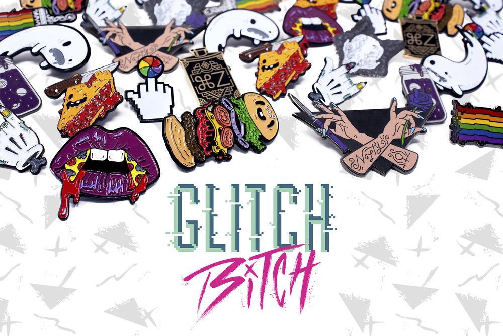 © Sara Jabbari - Glitch Bitch