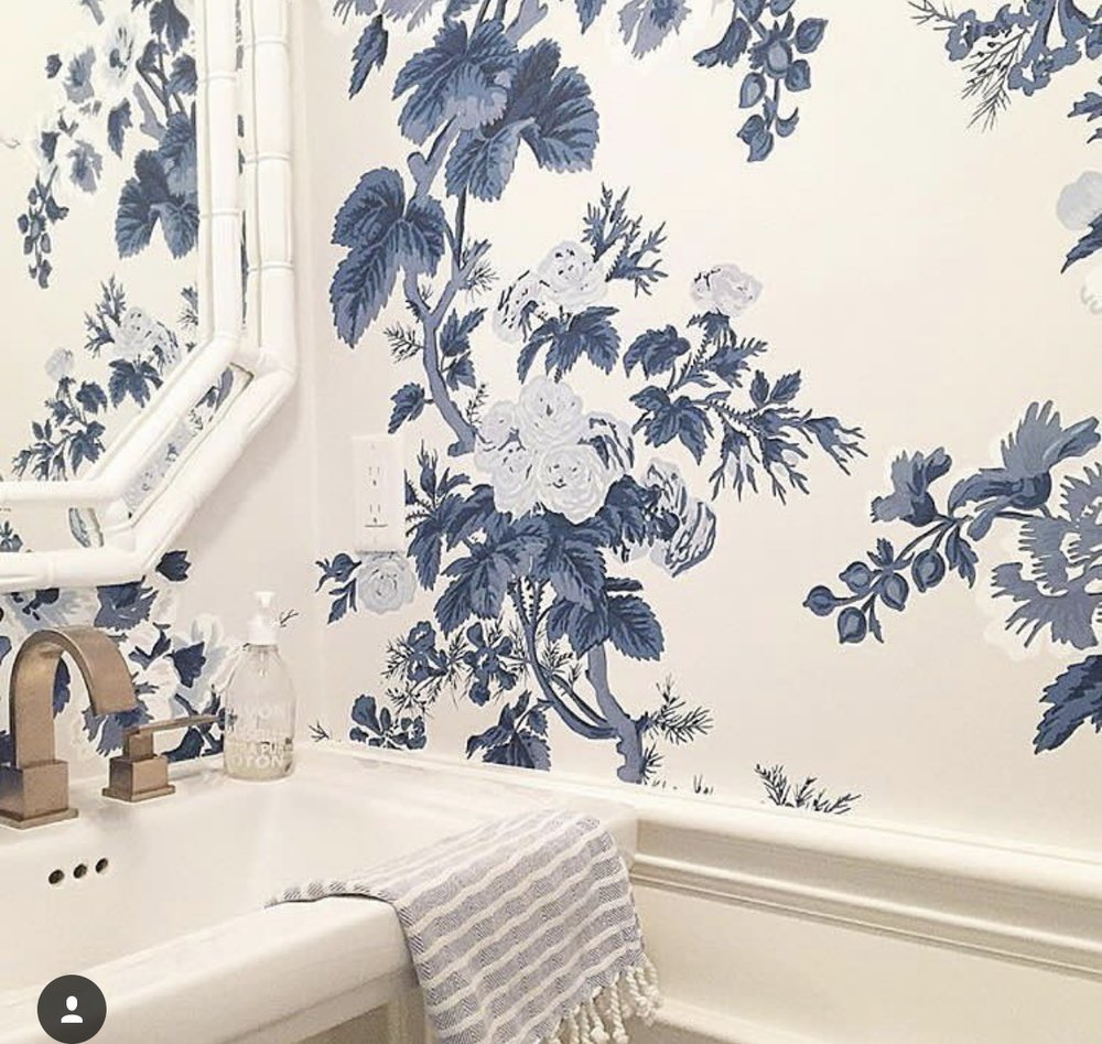 Schumacher Wallpaper Inspiration
