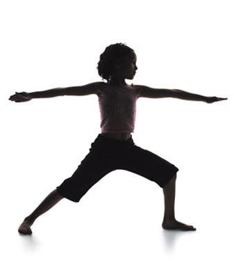 Yoga voor kids