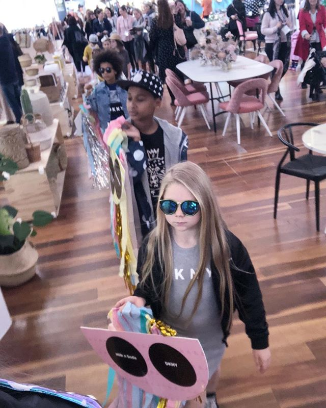 Squad goalz today at a new direction for us at TLR! 🙌🏻 THE ROVING RUNWAY!  @life_instyle  this is such a fun way to showcase the clothing, it's like a never ending finale walk 🚶🏼♀️ Thanks so much to the awesome brands, the amazing models and the girls at life in style for being our walking DJs 💖 can't wait for tomorrow!