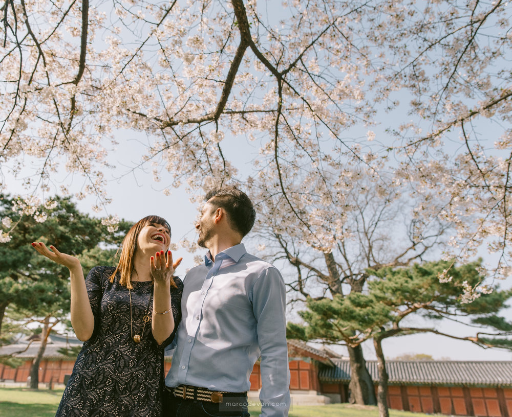 Seoul engagement photographer 56
