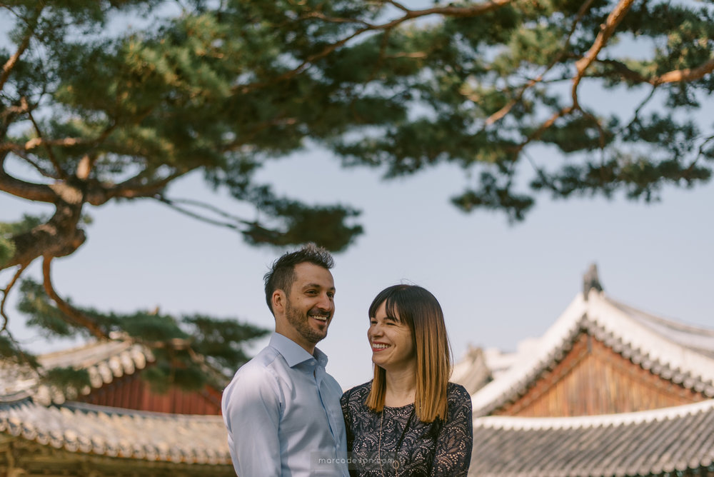 Seoul Engagement photographer 3