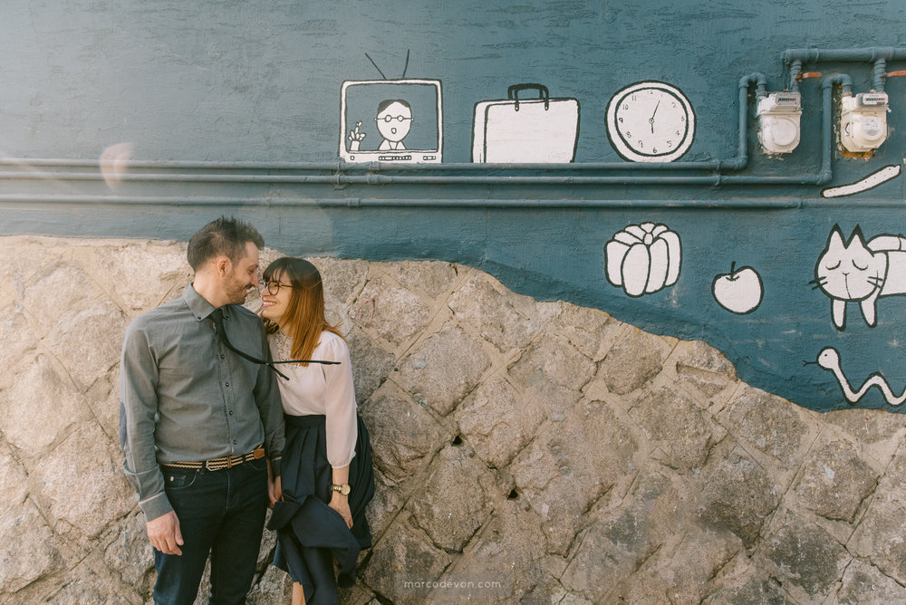 Seoul Engagement photographer 5