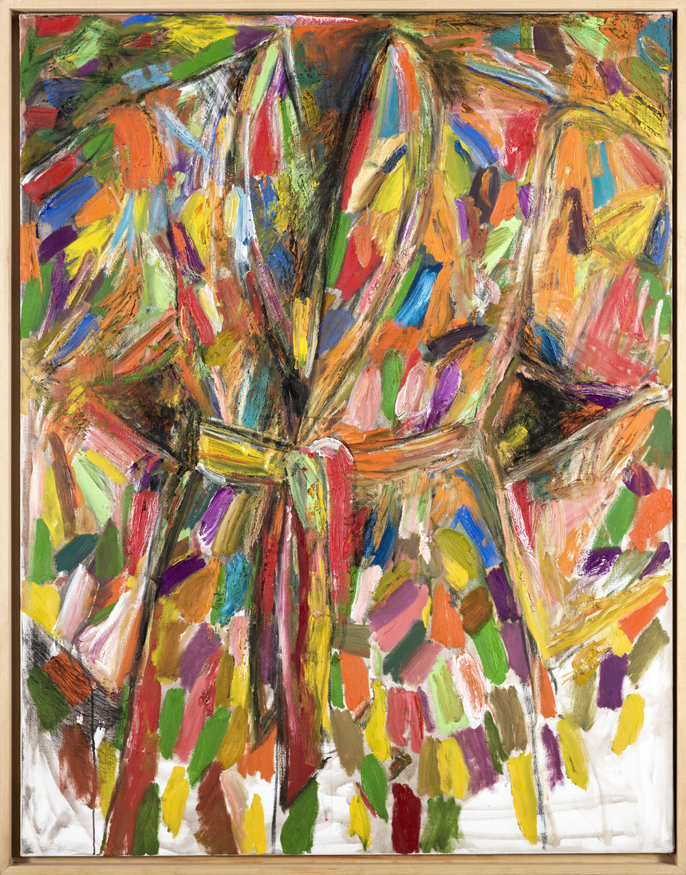 Jim Dine  Bill  2003 Oil on canvas 145 x 115 cm