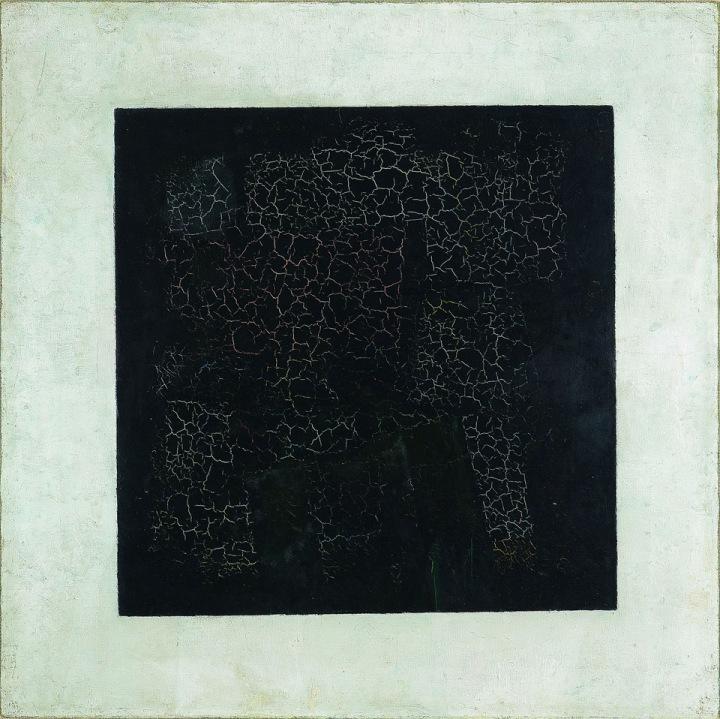 Kazimir Malevitch, Black Square, 1913