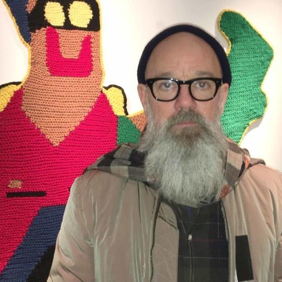 R.E.M-sångaren invigde queerkonst i Stockholm | QX December 12, 2016