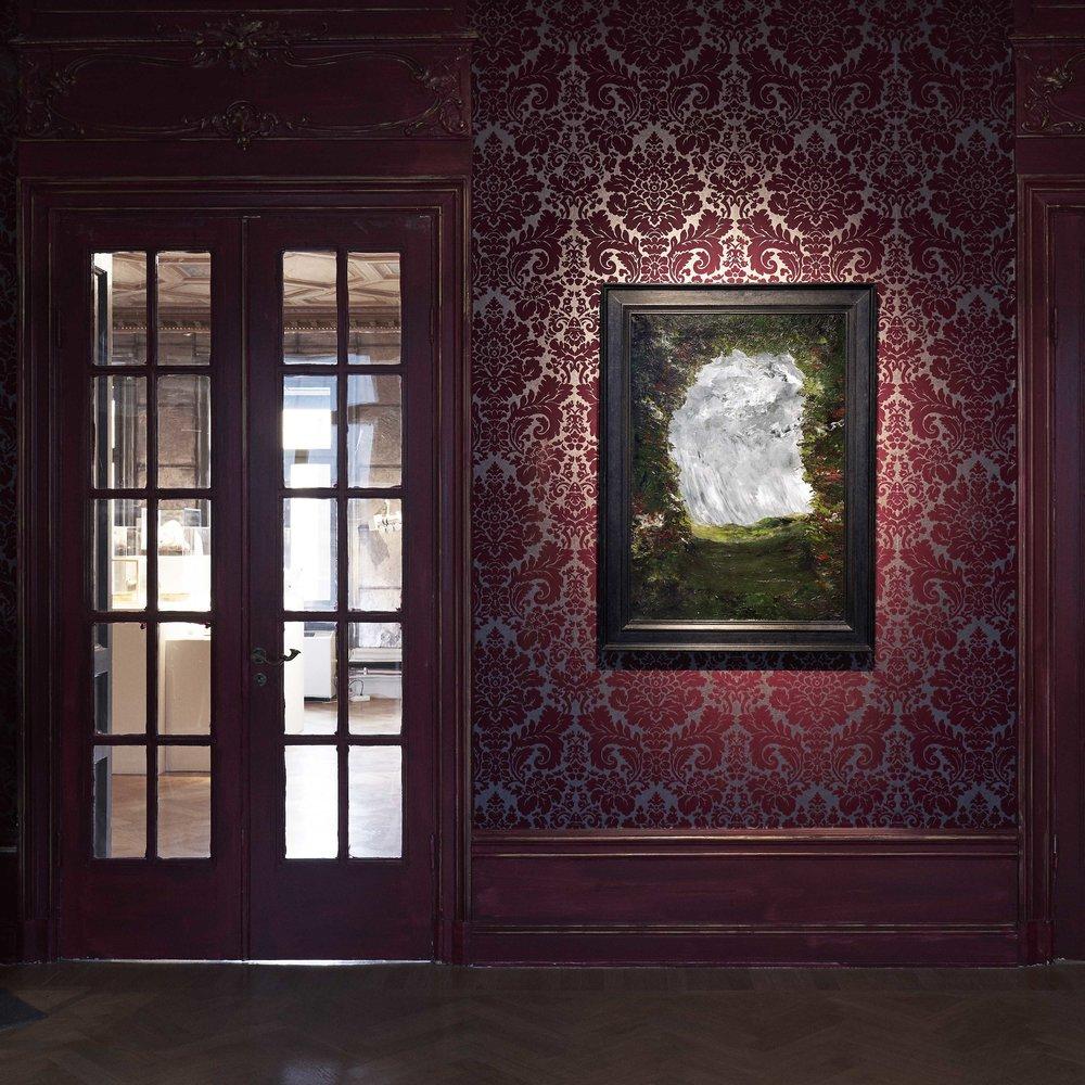 Mästerverk från Moderna Museet kan bli Sveriges dyraste målning någonsin | Barnebys October 21, 2016