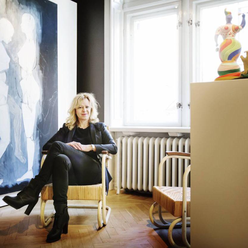 Rådgivarna som raggar konstmiljonerna | SvD March 30, 2016
