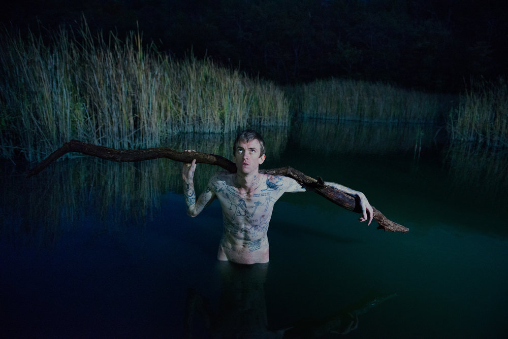 Ryan McGinley   Audubon  2017 C-print Edition of 3 40 x 60 cm