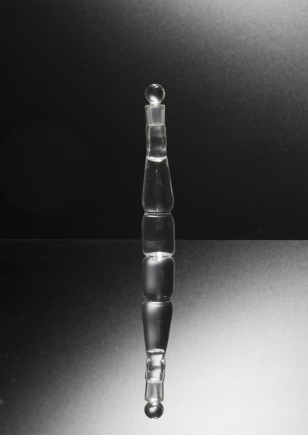 Carsten Höller   Phenylovethylamour  1993/2018 Edition 100 + 10 AP Glass vial, alpha-phenylethylamine 8 x 1 cm
