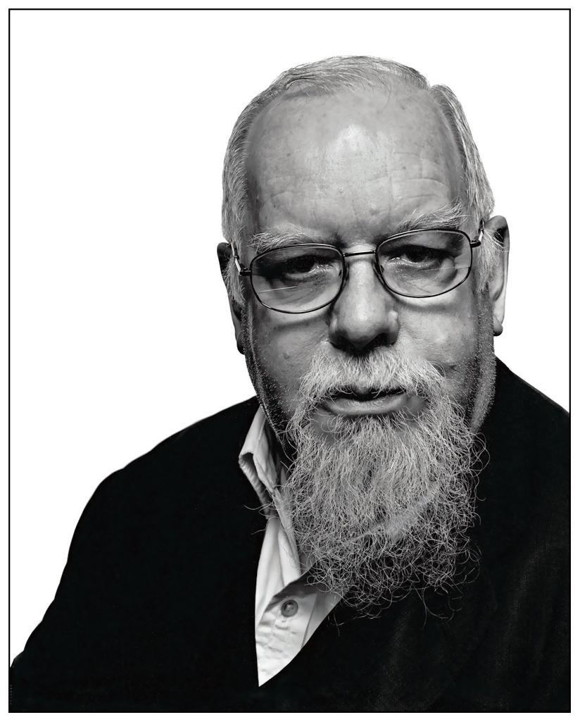 Peter Blake, 2012. Photo by David Bailey.