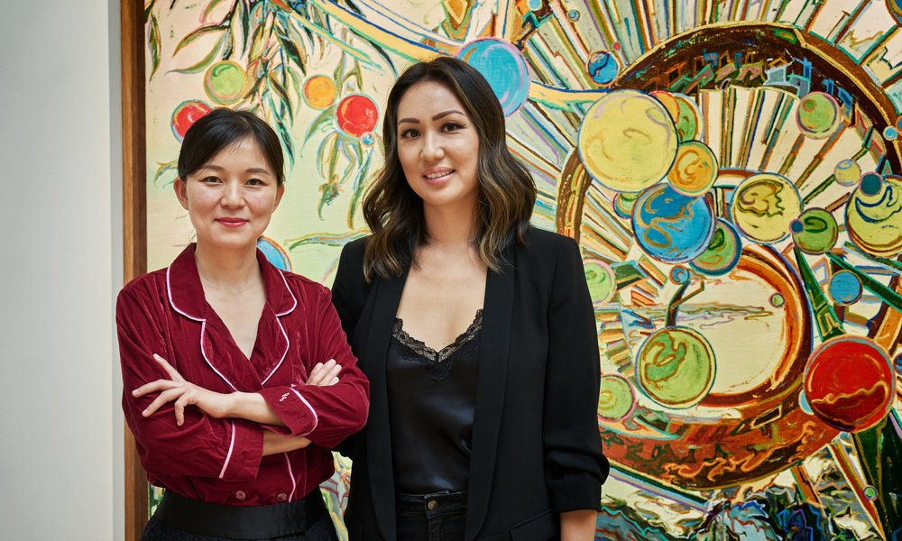 Mountains & Streams - Interview with the curators Melanie Lum and Shi Zheng