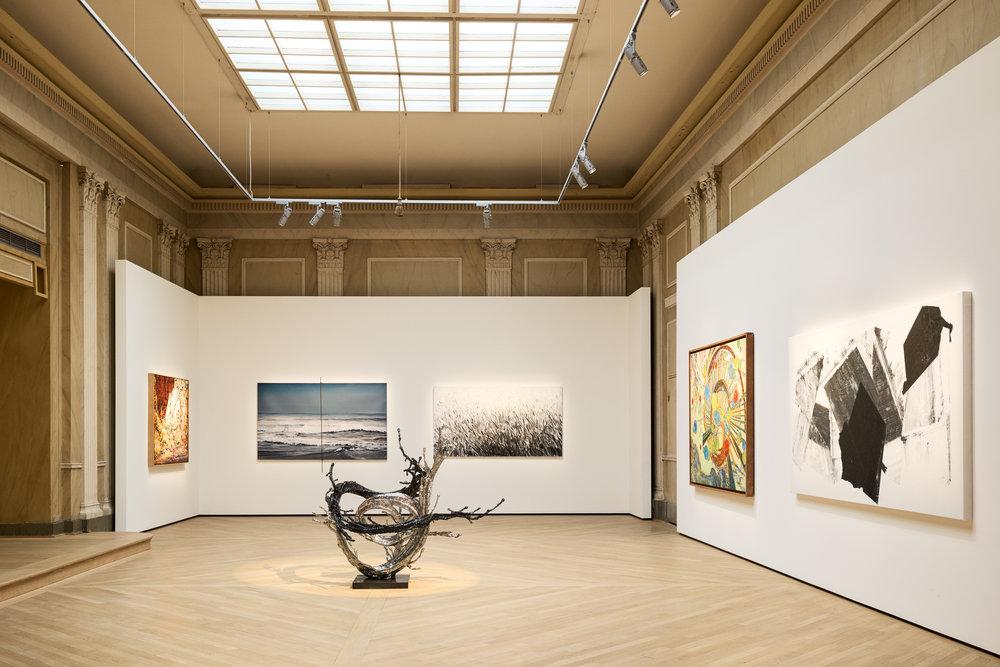 Main Gallery at CFHILL.