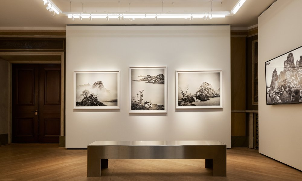 Photography by Yang Yongliang.