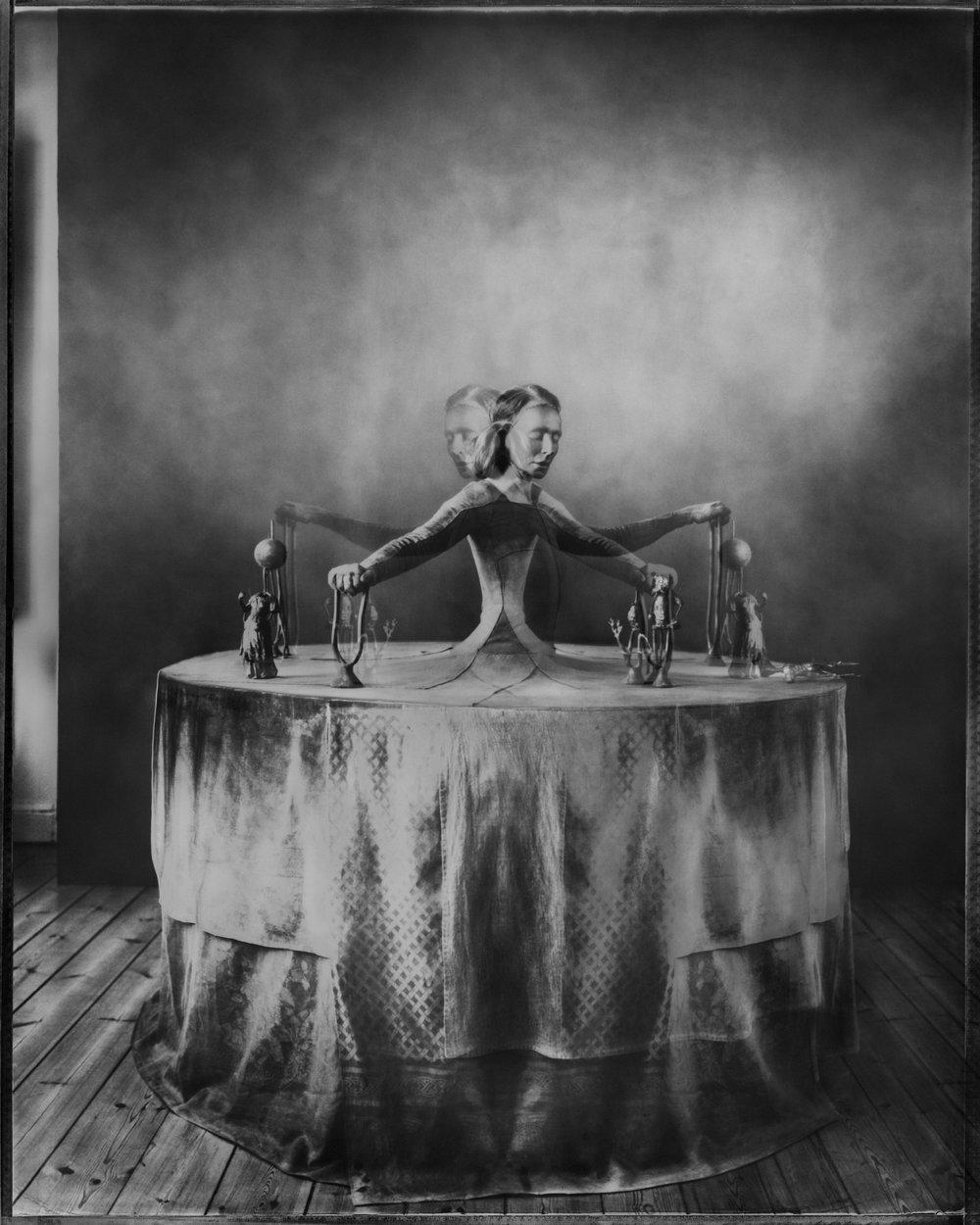 Denise Grünstein   Bodydouble, 2018  Silvergelatin Print  56 x 45 cm Edition 6 + 2 AP  100 x 80 cm Edition 3 + 2 AP