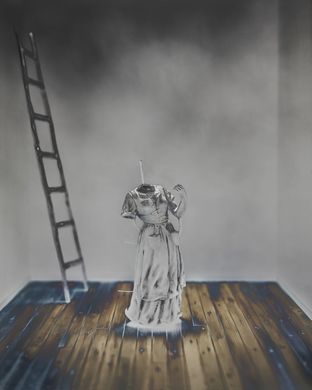 Denise Grünstein   EXIT, 2018  C-Print  80 x 64 cm Edition 3 + 2 AP  40 x 32 cm Edition 6 + 2 AP