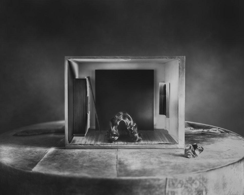 Denise Grünstein   Storage, 2018  Silvergelatin Print  80 x 100 cm Edition 3 + 2 AP  45 x 56 cm Edition 6 + 2 AP