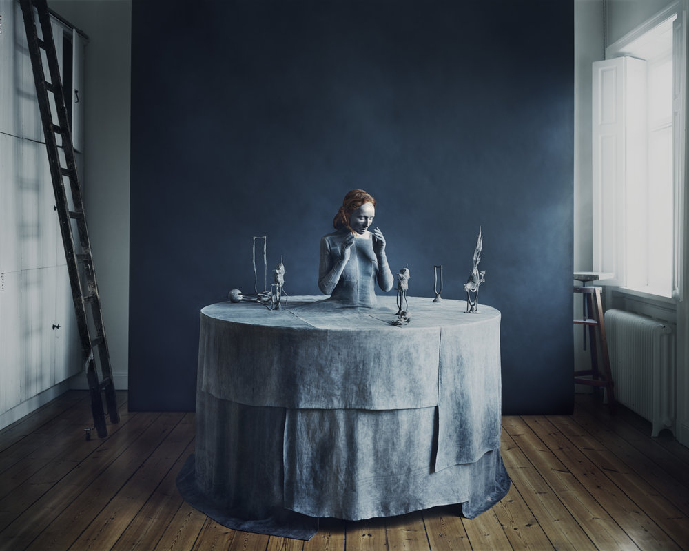 Denise Grünstein   Temporary Room, 2018  C-Print  80 x 100 cm Edition 3 + 2 AP  45 x 56 cm Edition 6 + 2 AP