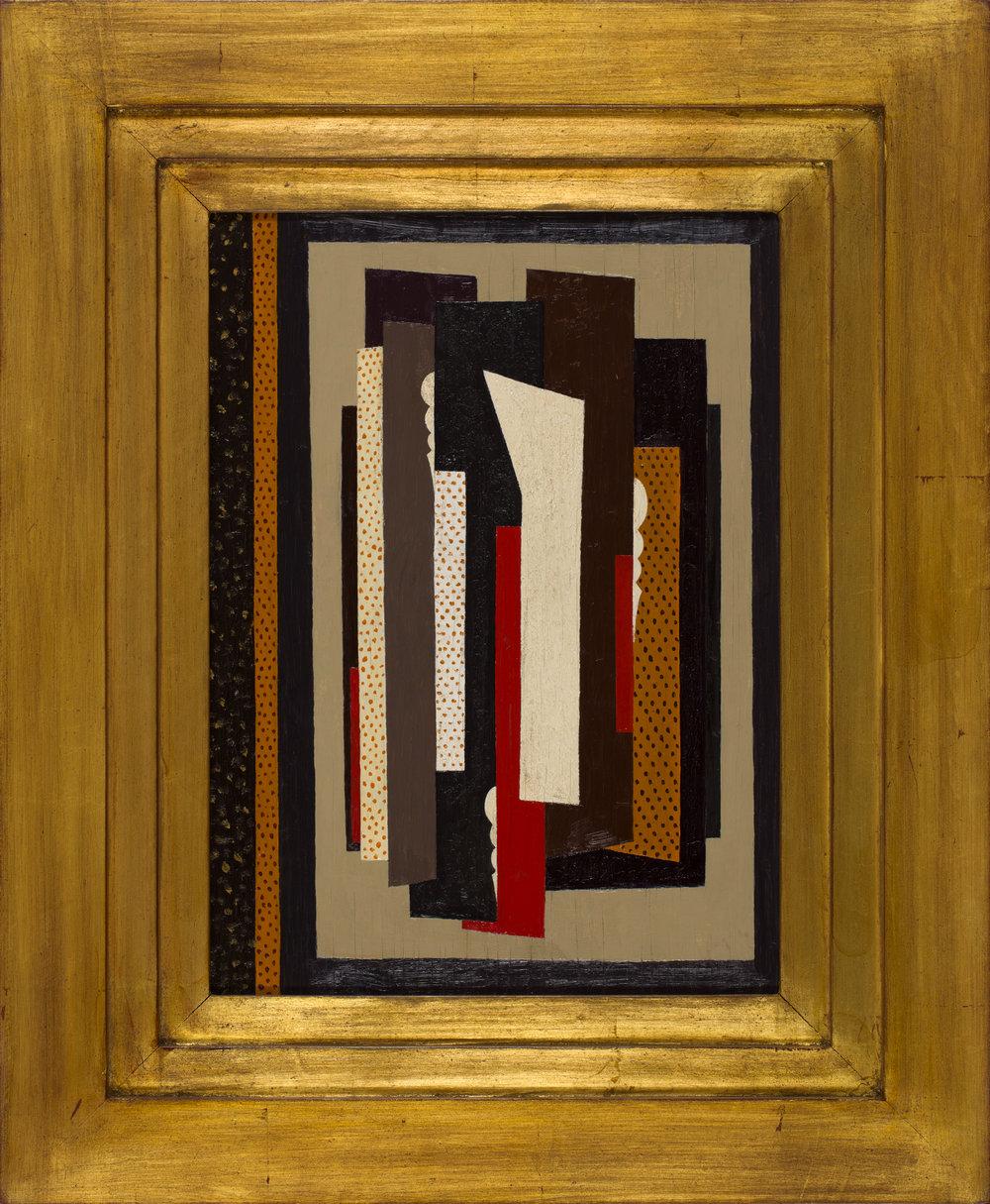 Knut Lundström   Nature morte (Accord)  1922–24 Oil on panel 44 x 32 cm