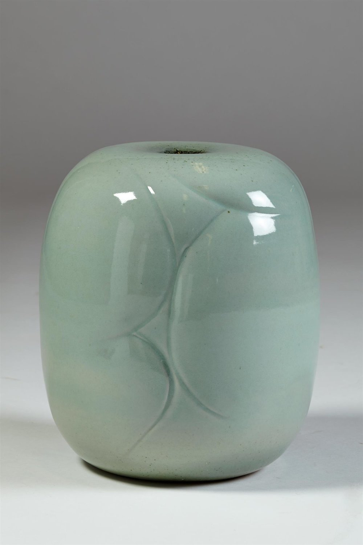 Carl-Harry Stålhane Vase  Sweden, 1980's 37 cm