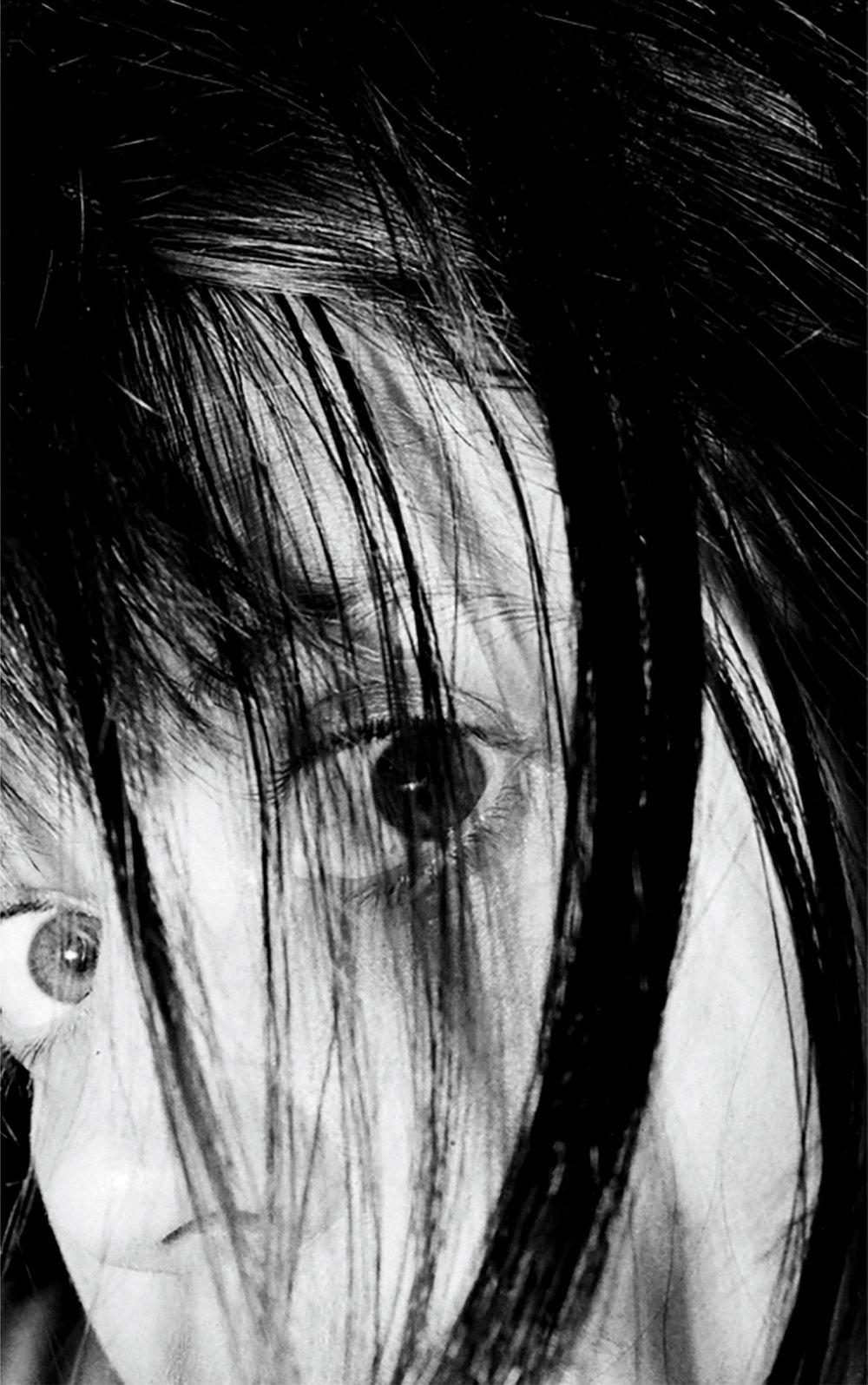 Eva Klasson   10. Untitled, from: Le Troisième Angle, Paris 1975  (2018) Gelatine silver print 39,5 x 24,5 cm