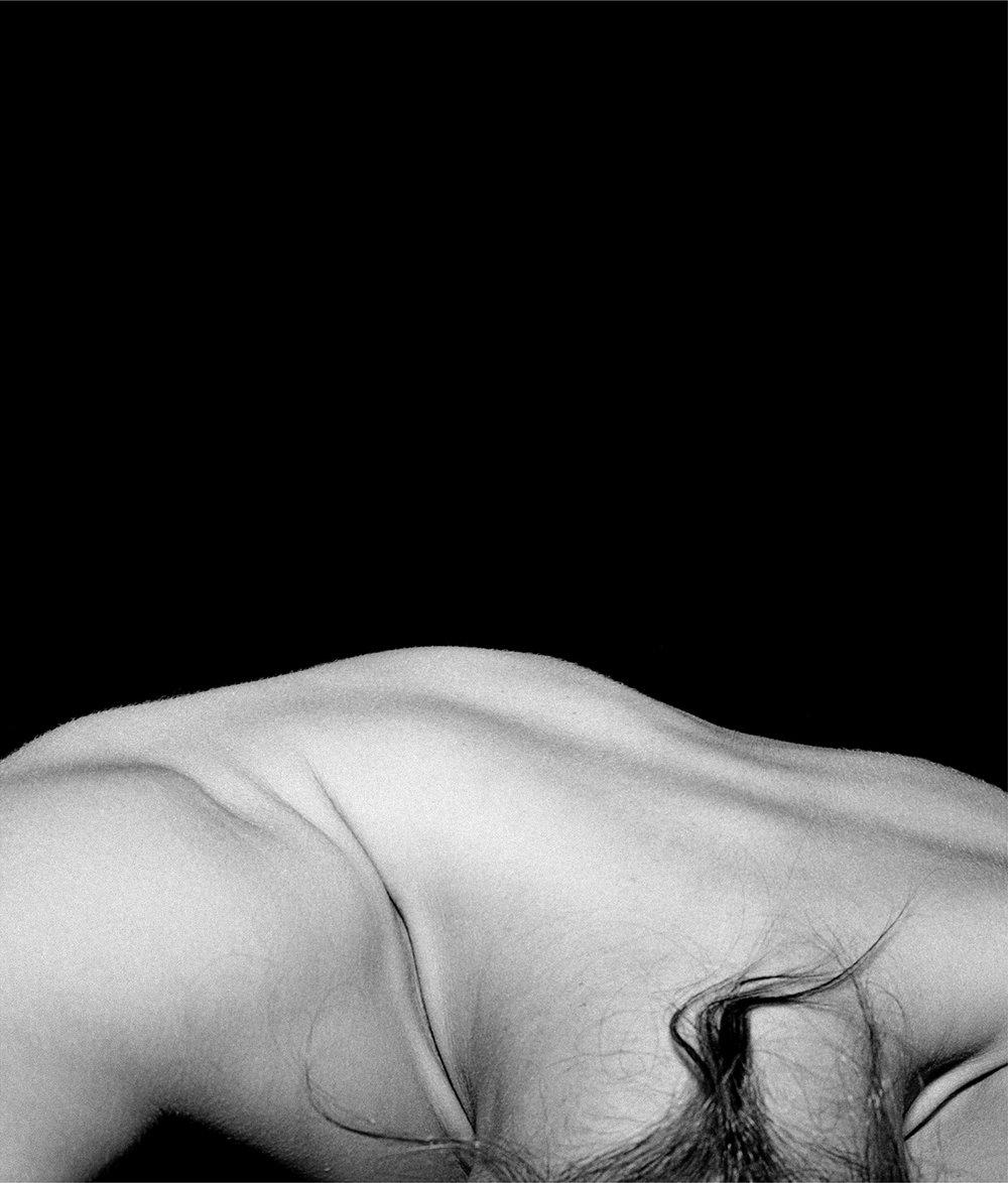 Eva Klasson   3. Untitled, from: Le Troisième Angle, Paris 1975  (2019) Gelatine silver print 40 x 33,7 cm