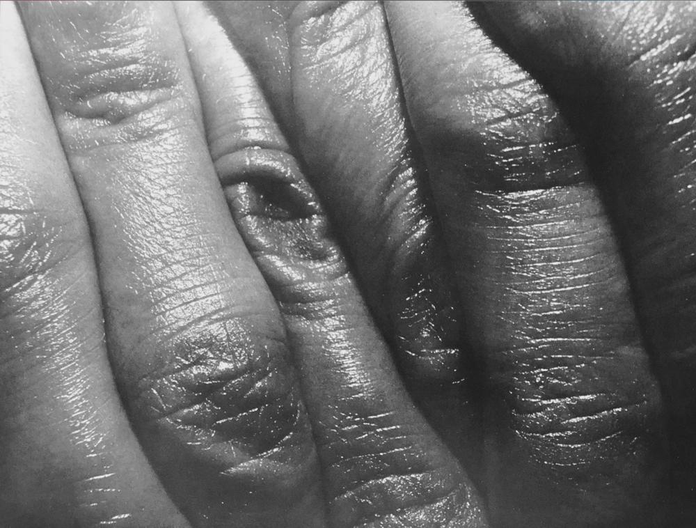 Eva Klasson   8. Untitled, from: Le Troisième Angle, Paris 1975  (2008) Gelatine silver print 33 x 48,5 cm