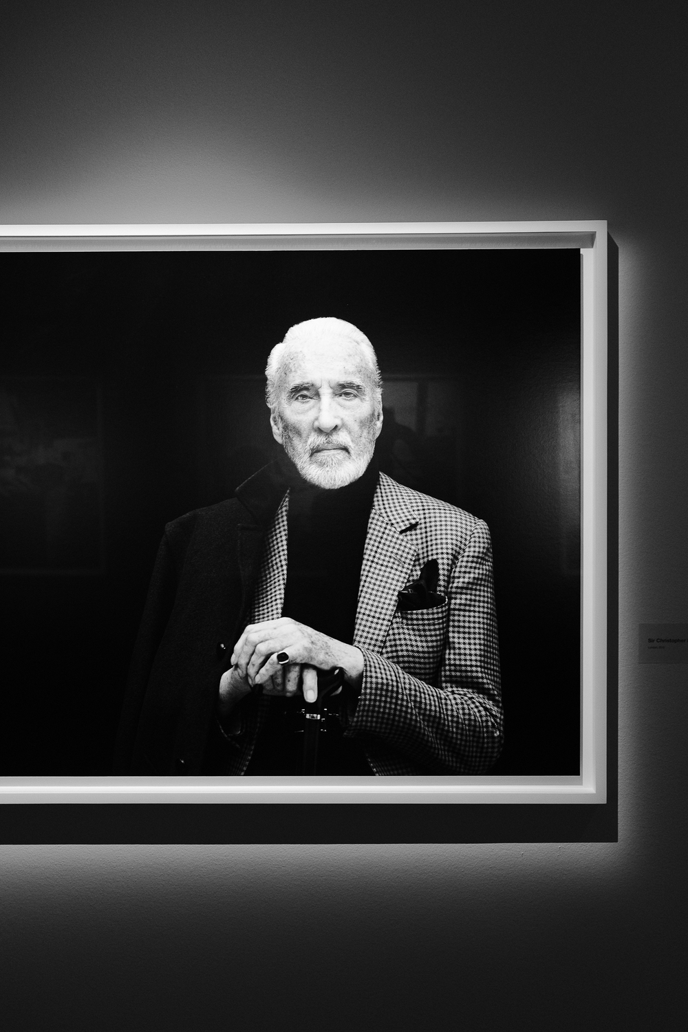Christopher Lee [Bryan Adams,  Exposed ]
