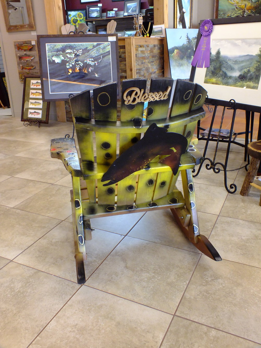 Fathers Chair   Back   $350.00