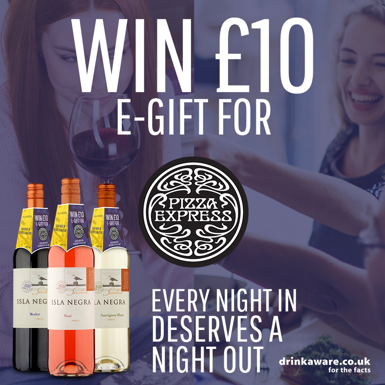 Isla Negra Wines Pizza Express Promotion