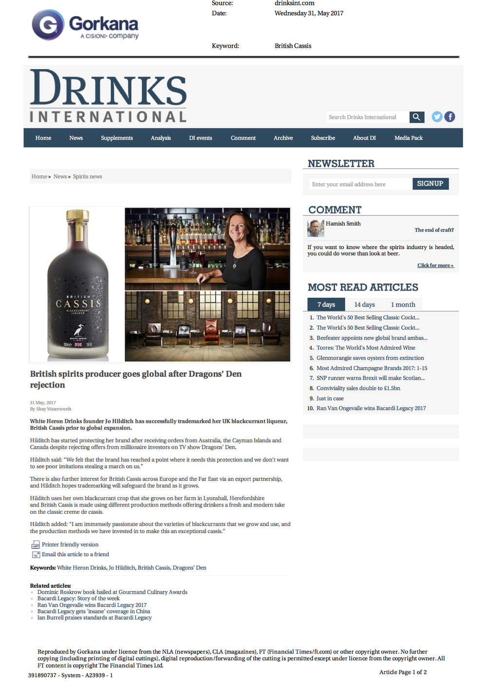 British Cassis Coverage - Drinks International.jpg