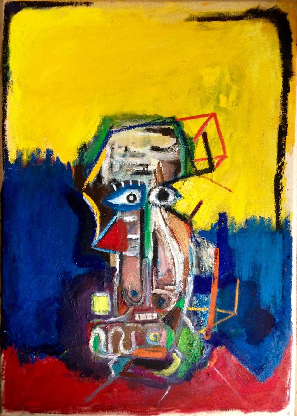 34x24 Oil on canvas