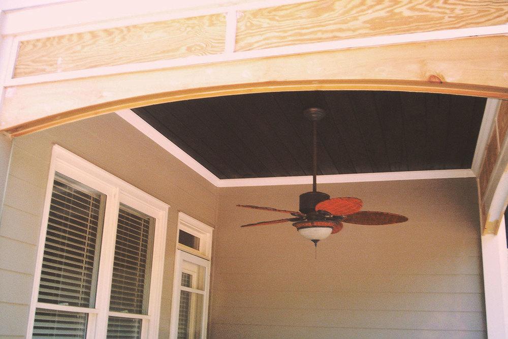 custom ceiling work