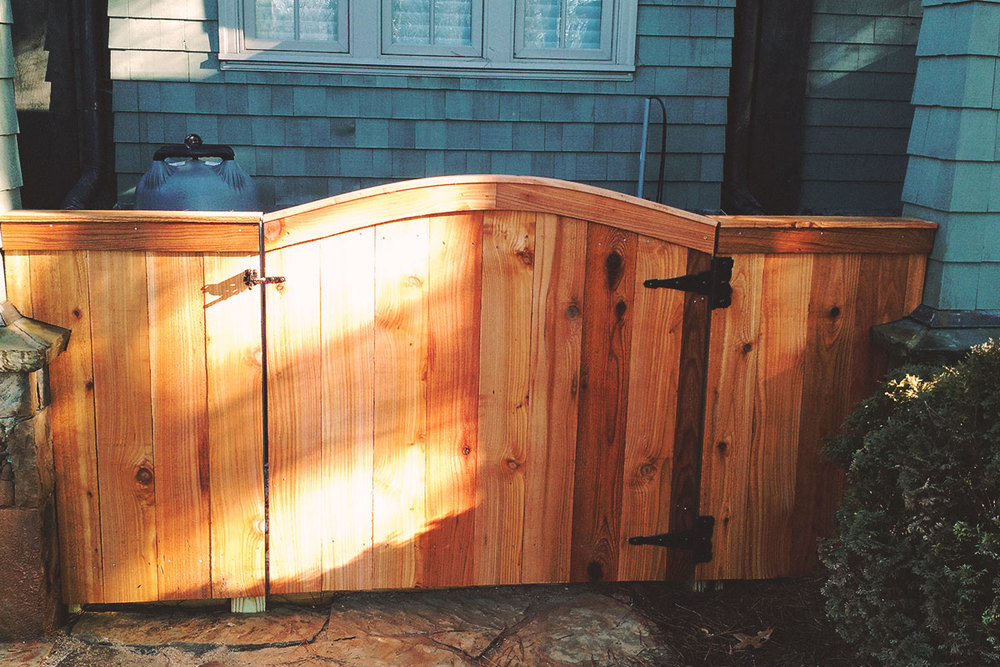 custom pool equipment enclosure