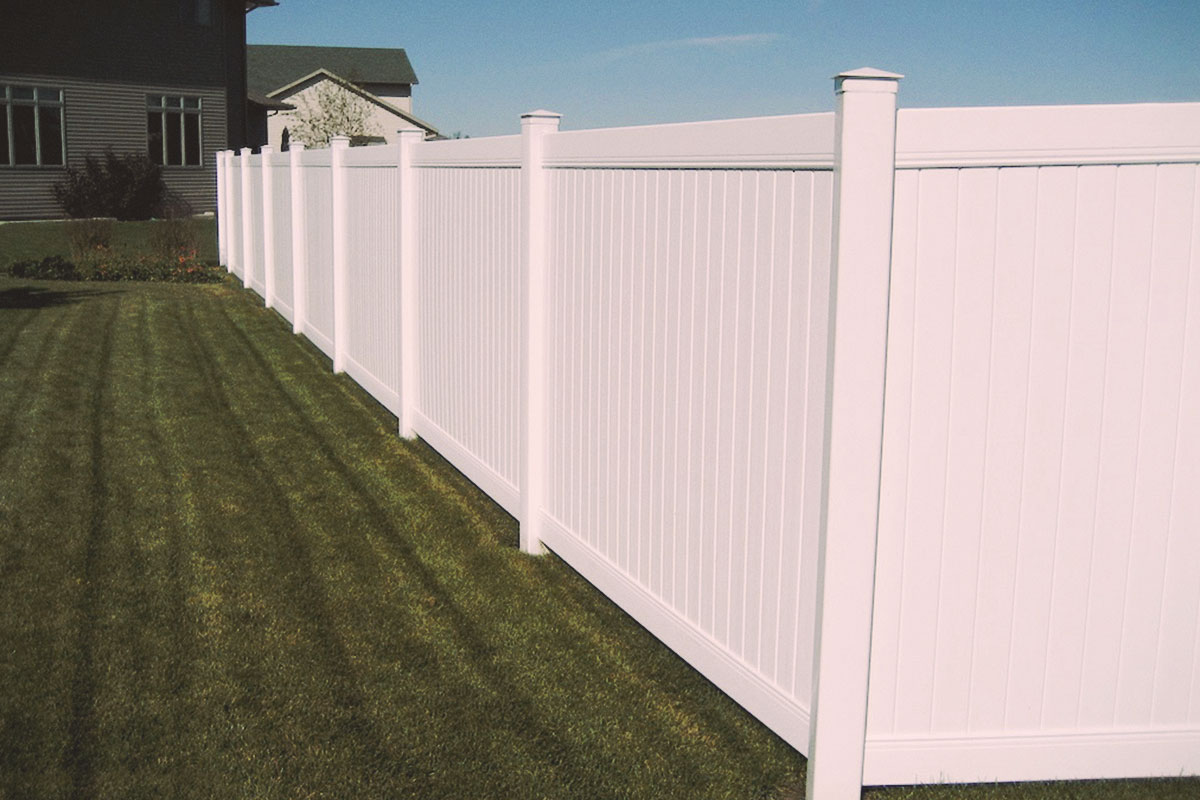 Pvc Academy Fence Brokers