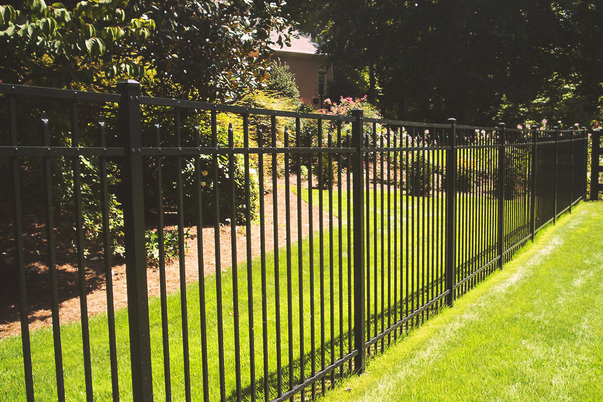 Aluminum Academy Fence Brokers