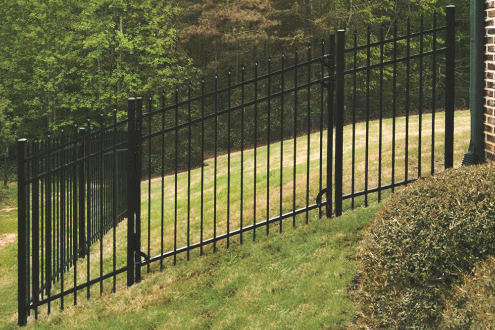 install by Rock Solid Fence