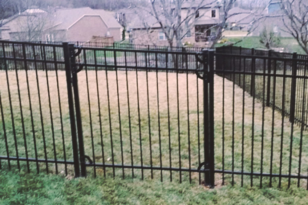 install by K & C Fence