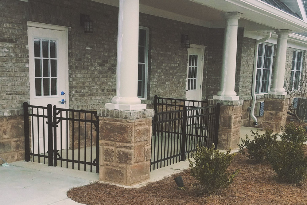 install by America Fence