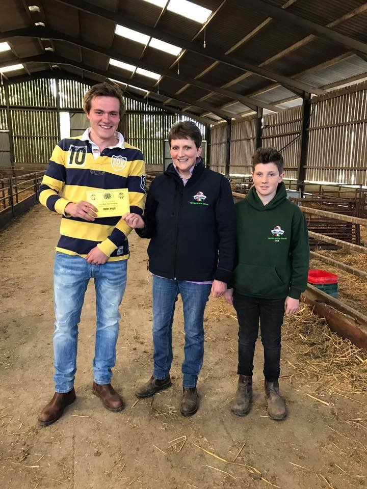 Conor Price, Edw Valley YFC Under 26