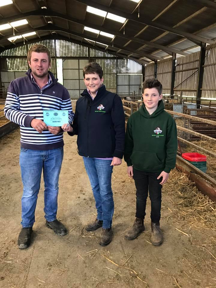 Ben Harris, Teme Valley YFC Under 26