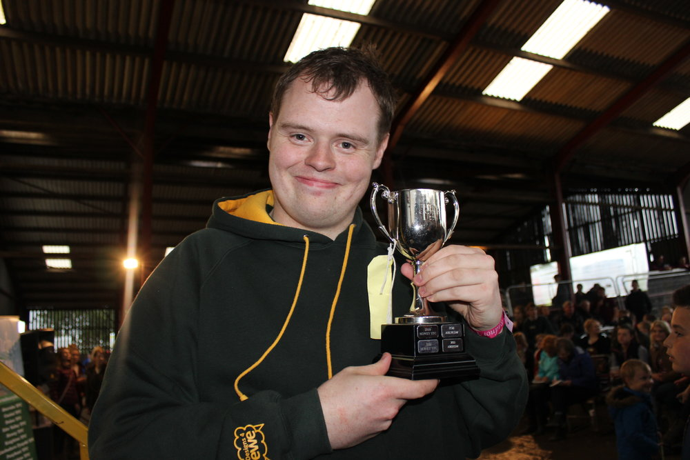 Owen Eckley, Aberedw YFC - The Ian Inglis Novelty Cup (Lip Sync Battle & Junior Challenge)