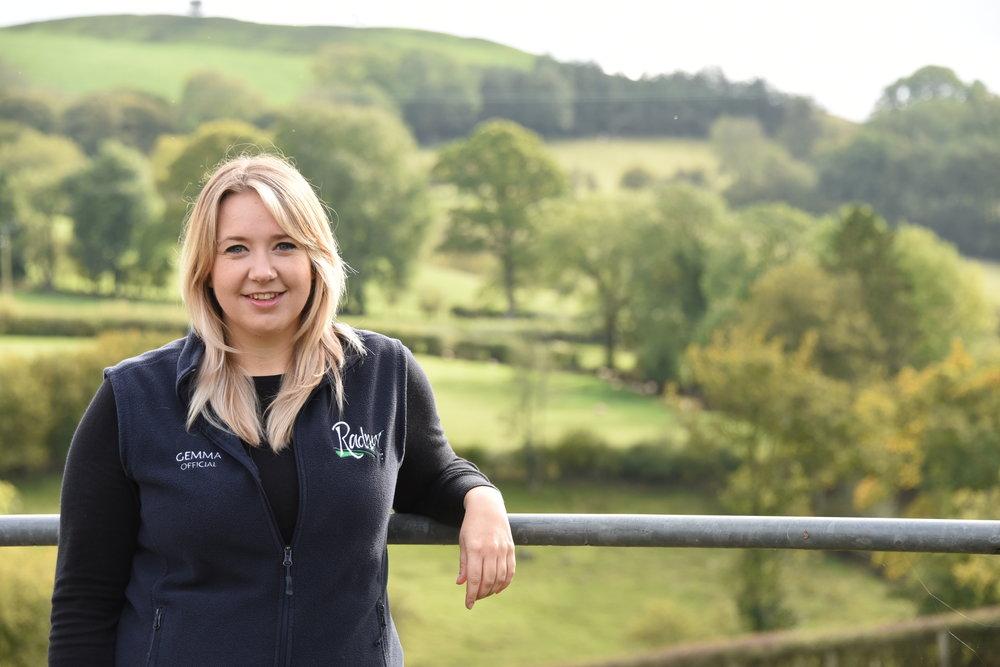 Gemma Bufton, County Chairman