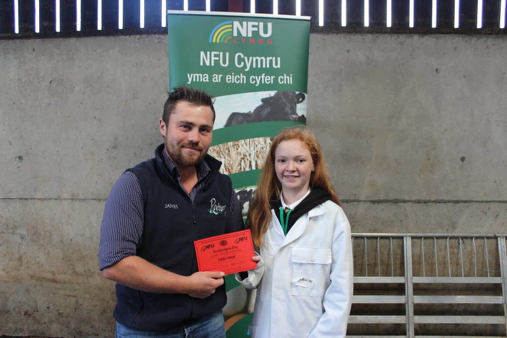 Laura Bevan, Cantal YFC - Placings Only