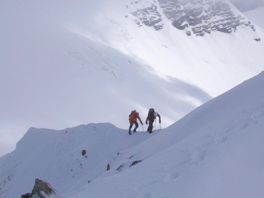 mark s mountain resume acmg certified mountain guide rh alpinism com Waldemar Klassen Klassen Su