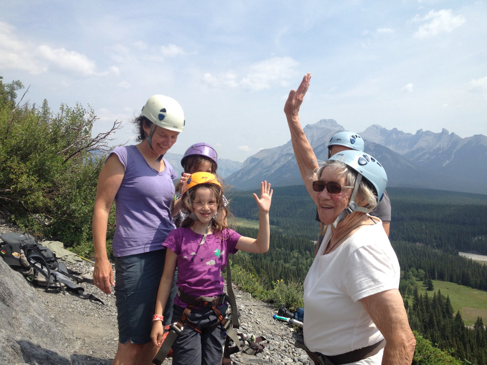 Experience Rock Climbing