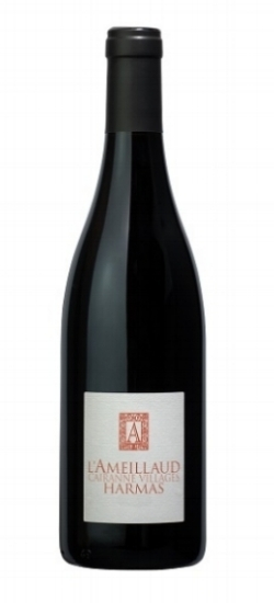 Harmas AOC Cairanne Villages red wine