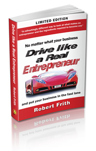 Drive like a Real Entrepreneur